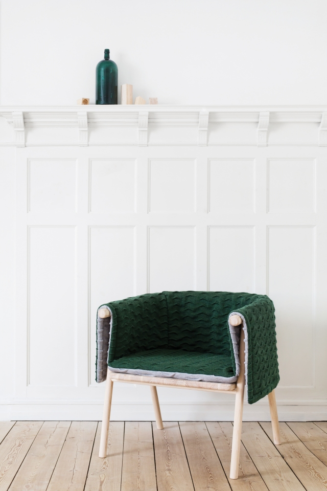 Strik armchair