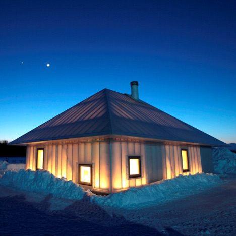 « Newer story Older story » Meme Meadows Experimental House by Kengo Kuma and Associates