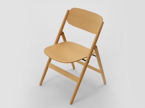Hiroshima Folding Chair  Naoto Fukusawa
