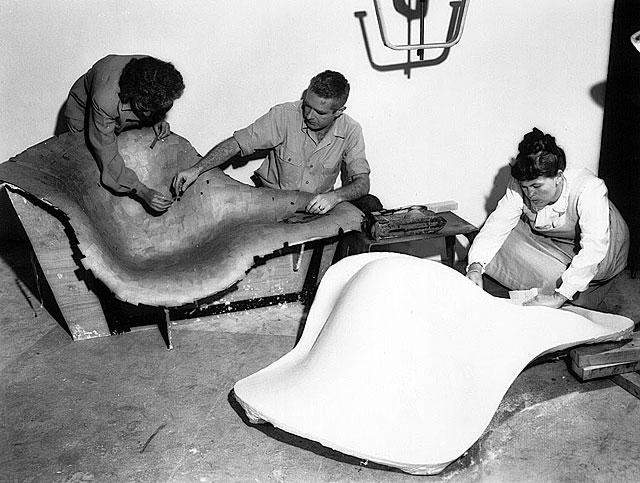 Eames-Chaise-prototype