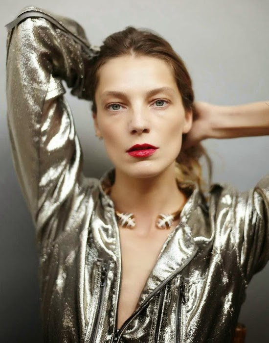 Fabulish-living-blog-Daria Werbowy for Marie Claire Russia May 2014-1