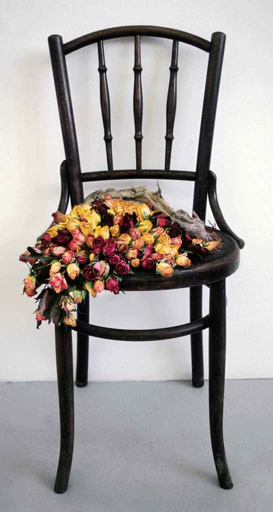 Floral-Art-Birthday-Chair-2004-by-Rebecca-Louise-Law-Yellowtrace-01