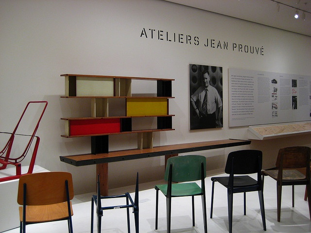 Jean Prouvé, 1934/1950