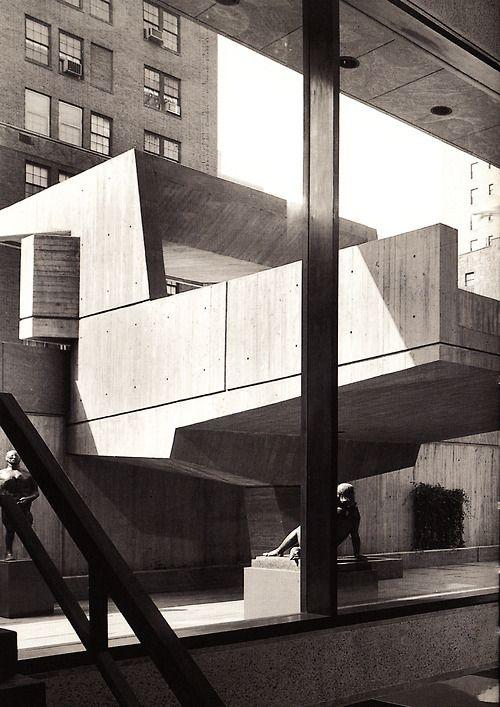 Whitney Museum of American Art  Marcel Breuer