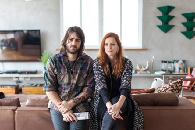 Gustavo McNair & Ana Elisa Arietti